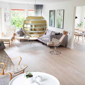 Lampa Design Carl Thore: Le Monde