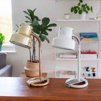 Bumling bordslampor