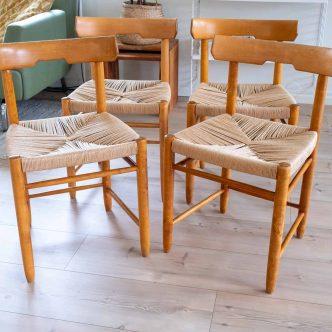 Snörade stolar